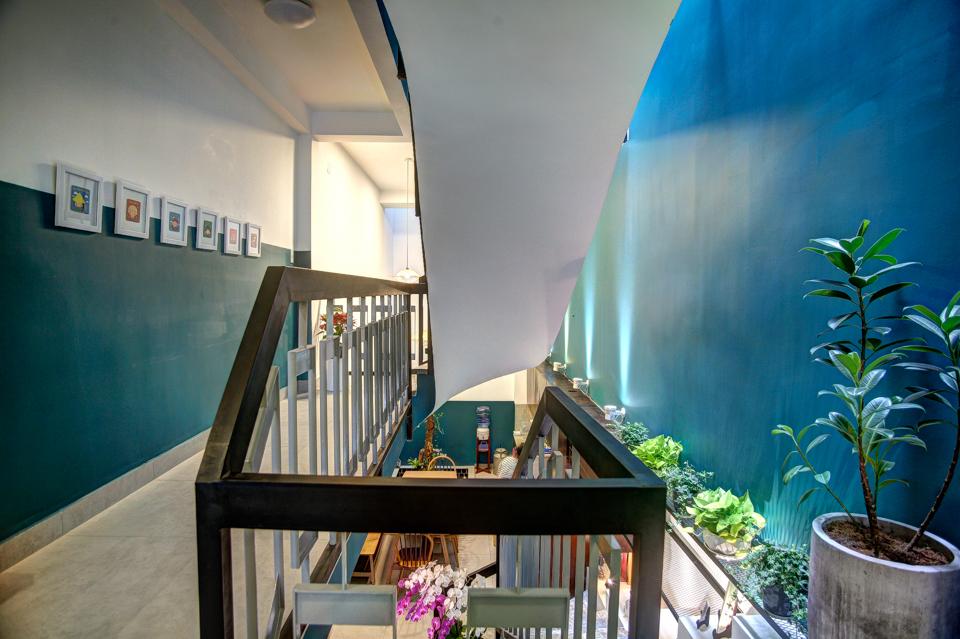 Khám phá mẫu thiết kế ngôi nhà ống hẹp đẹp quyến rũ - 01