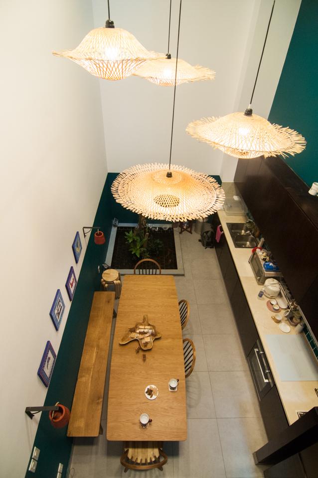 Khám phá mẫu thiết kế ngôi nhà ống hẹp đẹp quyến rũ - 07
