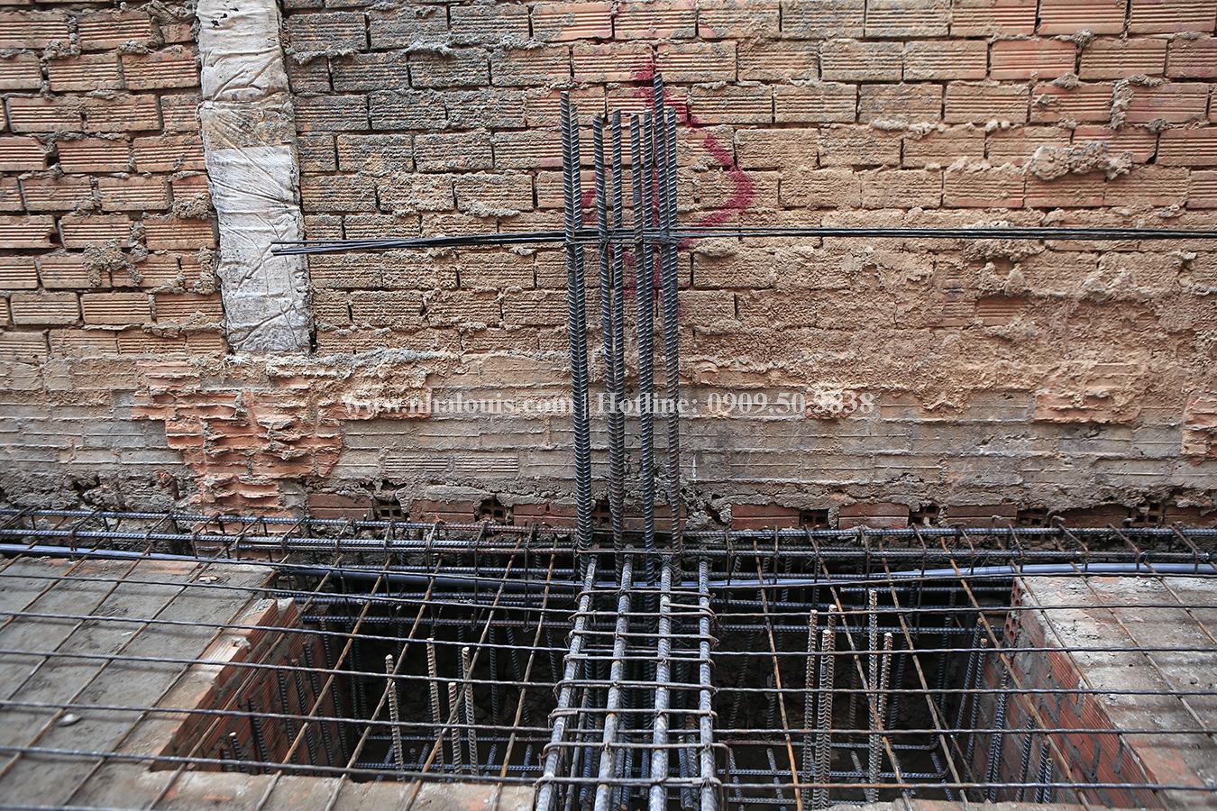 Khởi công xây dựng nhà phố hiện đại tại Tân Phú