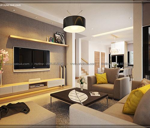 Không gian sống hoàn hảo với thiết kế nội thất biệt thự đẹp
