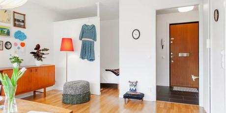 Lạc bước vào không gian dịu dàng của căn hộ cổ điển 36m2