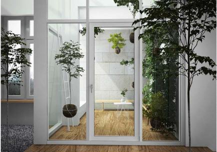 Lạc vào thế giới rừng xanh trong mẫu ngôi nhà phố 2 tầng - 06