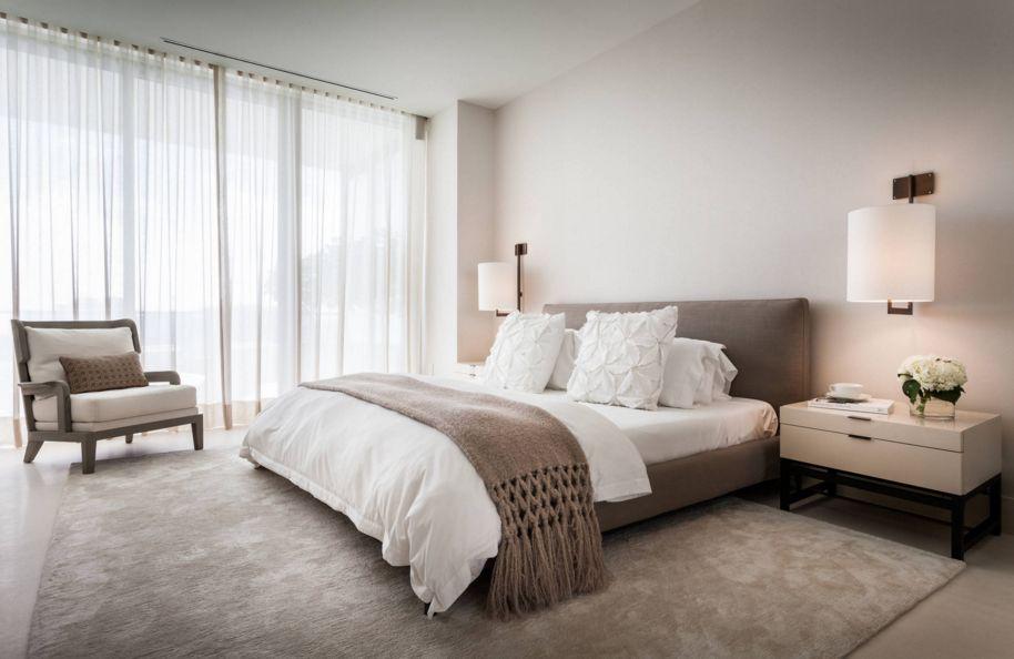 Lãng mạn với gam màu nâu cho không gian nghỉ ngơi của bạn