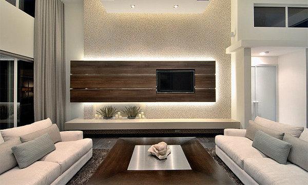 Mách bạn cách thiết kế nội thất phòng sinh hoạt chung của gia đình - 03