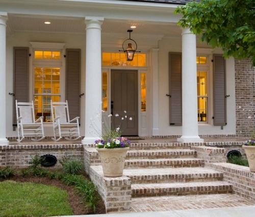 Mặt tiền nhà đẹp khiến bạn yêu từ cái nhìn đầu tiên