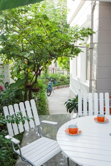 Mẫu biệt thự nhà vườn đang được ưa chuộng
