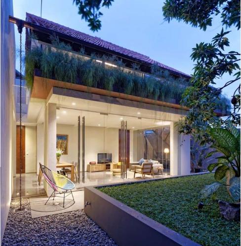 Mẫu biệt thự nhà vườn đẹp khiến bạn phải mê mẩn