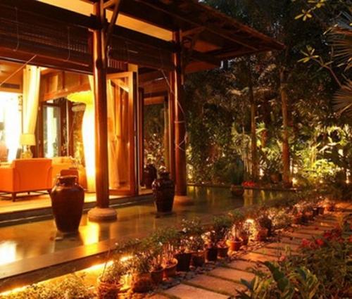 Mẫu biệt thự nhà vườn đẹp khiến mọi người mê mẩn