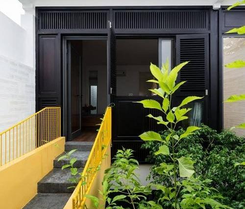 Mẫu biệt thự nhà vườn hiện đại với không gian xanh mát