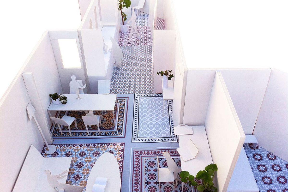 Mẫu căn hộ chung cư rộng 64m2 đẹp hút hồn
