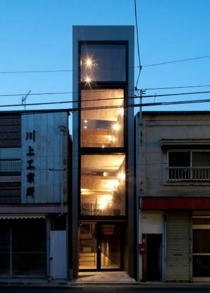 Mẫu thiết kế nhà phố tràn ngập ánh sáng cho không gian sống - 01