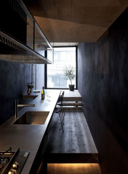 Mẫu thiết kế nhà phố tràn ngập ánh sáng cho không gian sống - 02