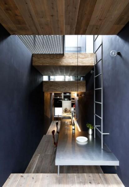 Mẫu thiết kế nhà phố tràn ngập ánh sáng cho không gian sống - 04
