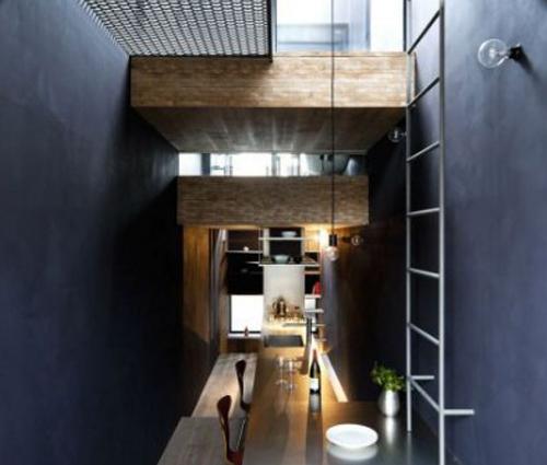 Mẫu thiết kế nhà phố tràn ngập ánh sáng cho không gian sống