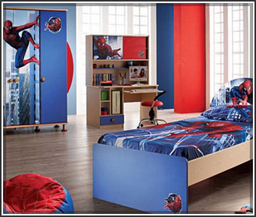 Mẫu phòng ngủ trẻ em theo từng chủ đề yêu thích hiện nay