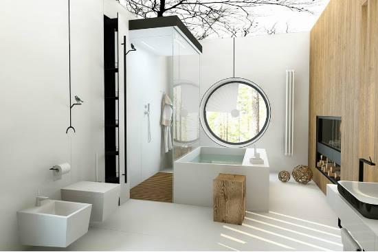 Mẫu WC đẹp cho nhà ở thêm xinh