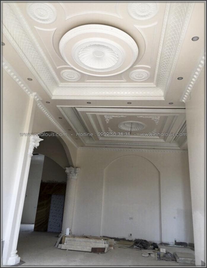Ngắm nhìn vẻ đẹp đến xiêu lòng của biệt thự 3 tầng cổ điển tại Củ Chi - 07