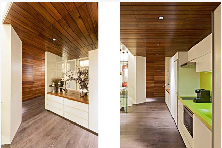 Mẫu thiết kế nhà 2 tầng mang màu sắc của thiên nhiên - 03