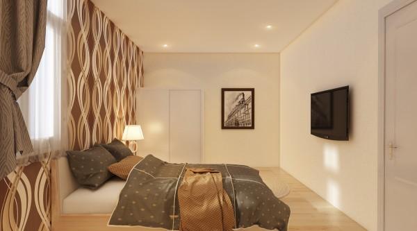 Ngôi nhà 3 tầng sống động với thiết kế vườn tường độc đáo - 06