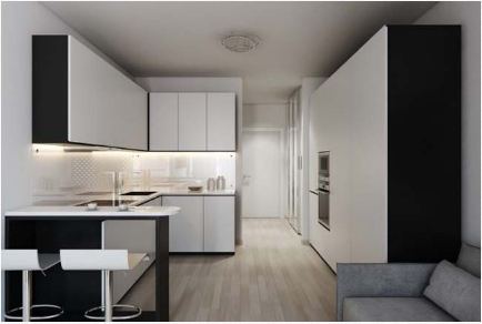 Ngôi nhà cấp 4 chỉ 30m2 trong phong cách tối giản