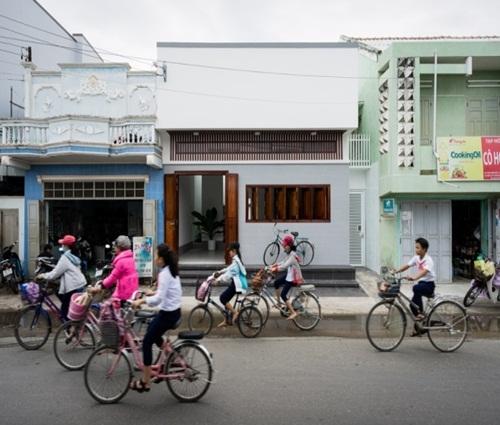 Ngôi nhà cấp 4 đẹp như biệt thự ở Bình Thuận