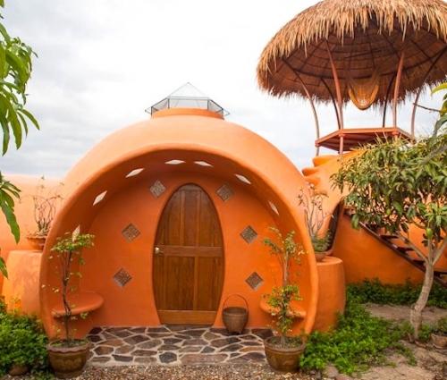 Ngôi nhà độc đáo với thiết kế Dome House