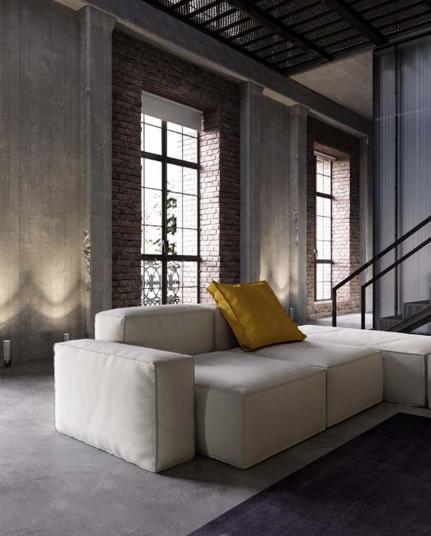 Ngôi nhà phố thiết kế công nghiệp cao 2 tầng thể hiện cá tính - 02