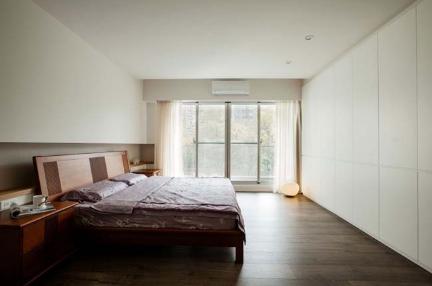 Ngôi nhà phố tông màu đơn sắc cao 5 tầng đẹp giản dị và hài hòa - 07