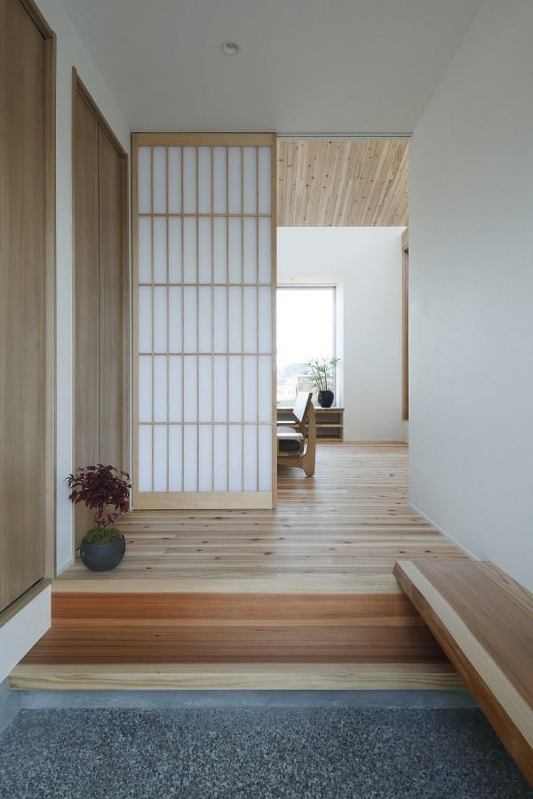 Ngôi nhà trệt phong cách Nhật Bản cho đôi vợ chồng trẻ - 02