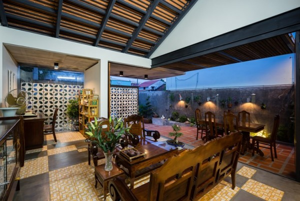 Ngôi nhà trệt độc đáo 150m2 tại Vĩnh Long được báo nước ngoài ca ngợi - 02