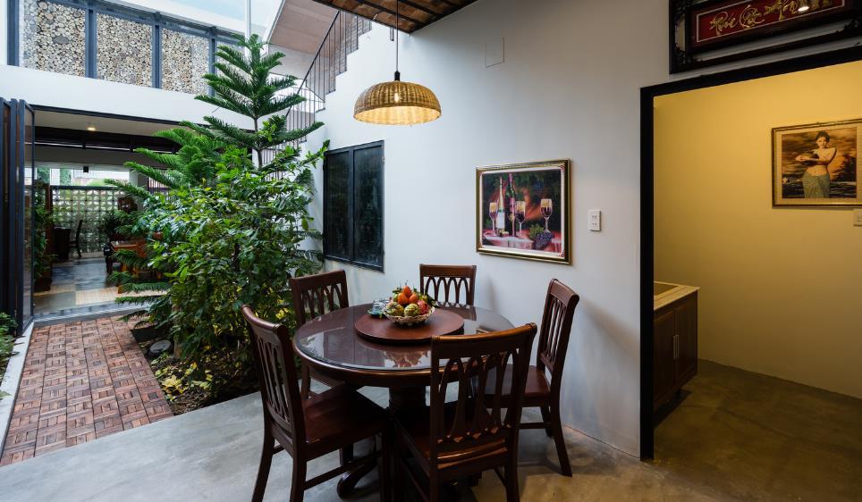 Ngôi nhà trệt độc đáo 150m2 tại Vĩnh Long được báo nước ngoài ca ngợi - 04