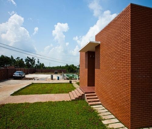Ngôi nhà trệt xây dựng 500 triệu ở Đồng Nai nhiều người mơ ước