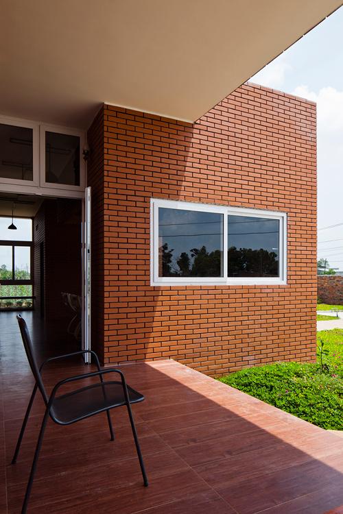 Ngôi nhà trệt xây dựng 500 triệu ở Đồng Nai nhiều người mơ ước - 07