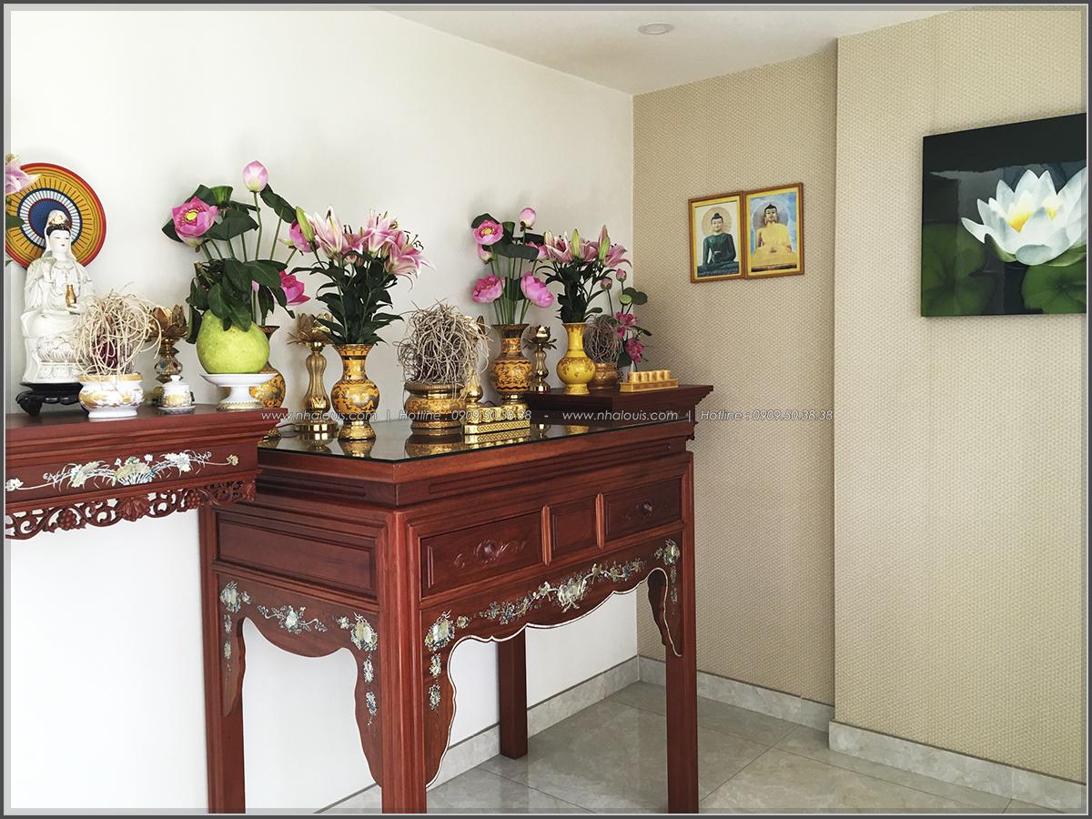 Thi công nhà ống mặt tiền 5m bán cổ điển Quận Bình Tân đẹp ngỡ ngàng - 15