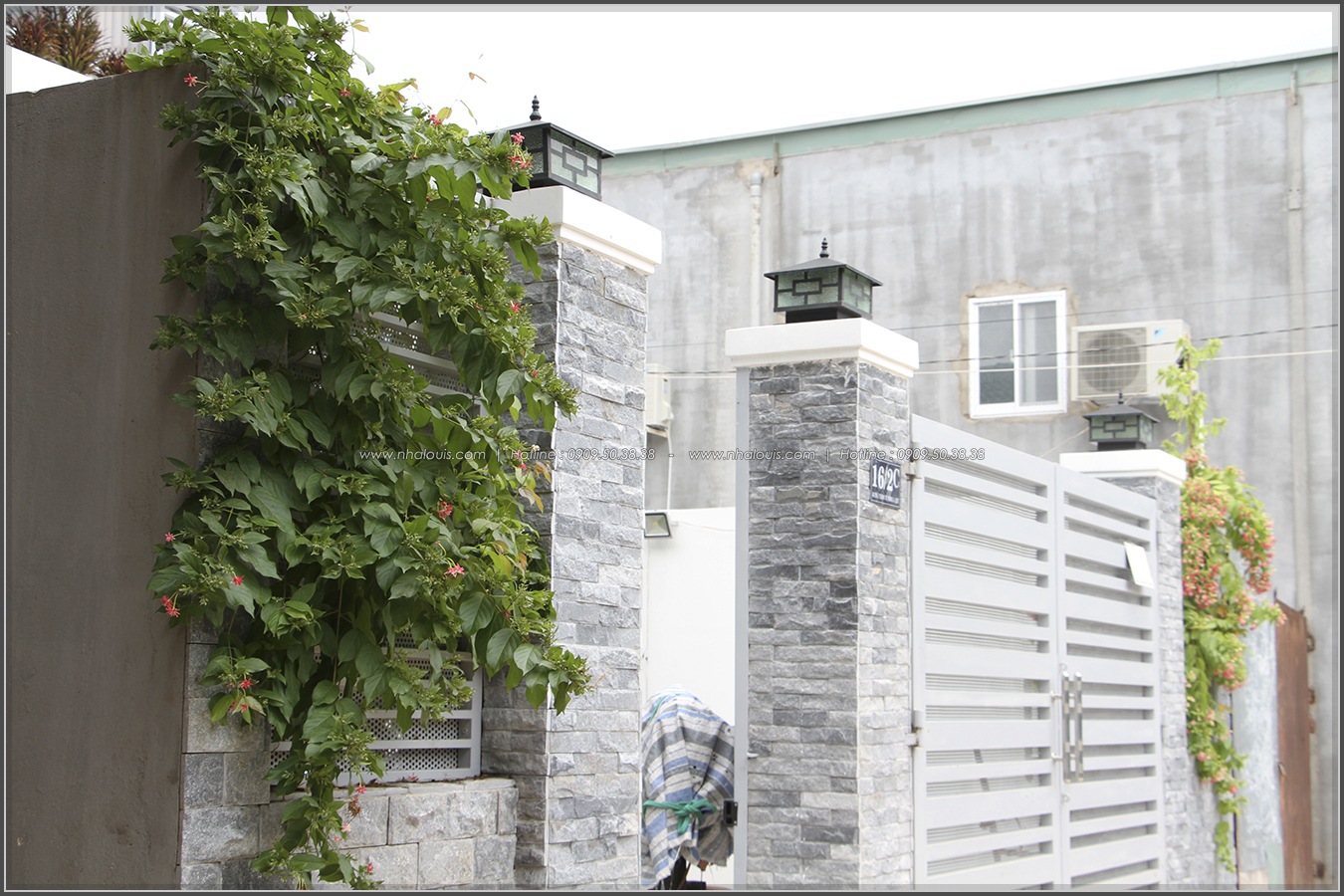 Thi công xây dựng nhà phố 1 trệt 1 lầu quận Bình Tân - 03