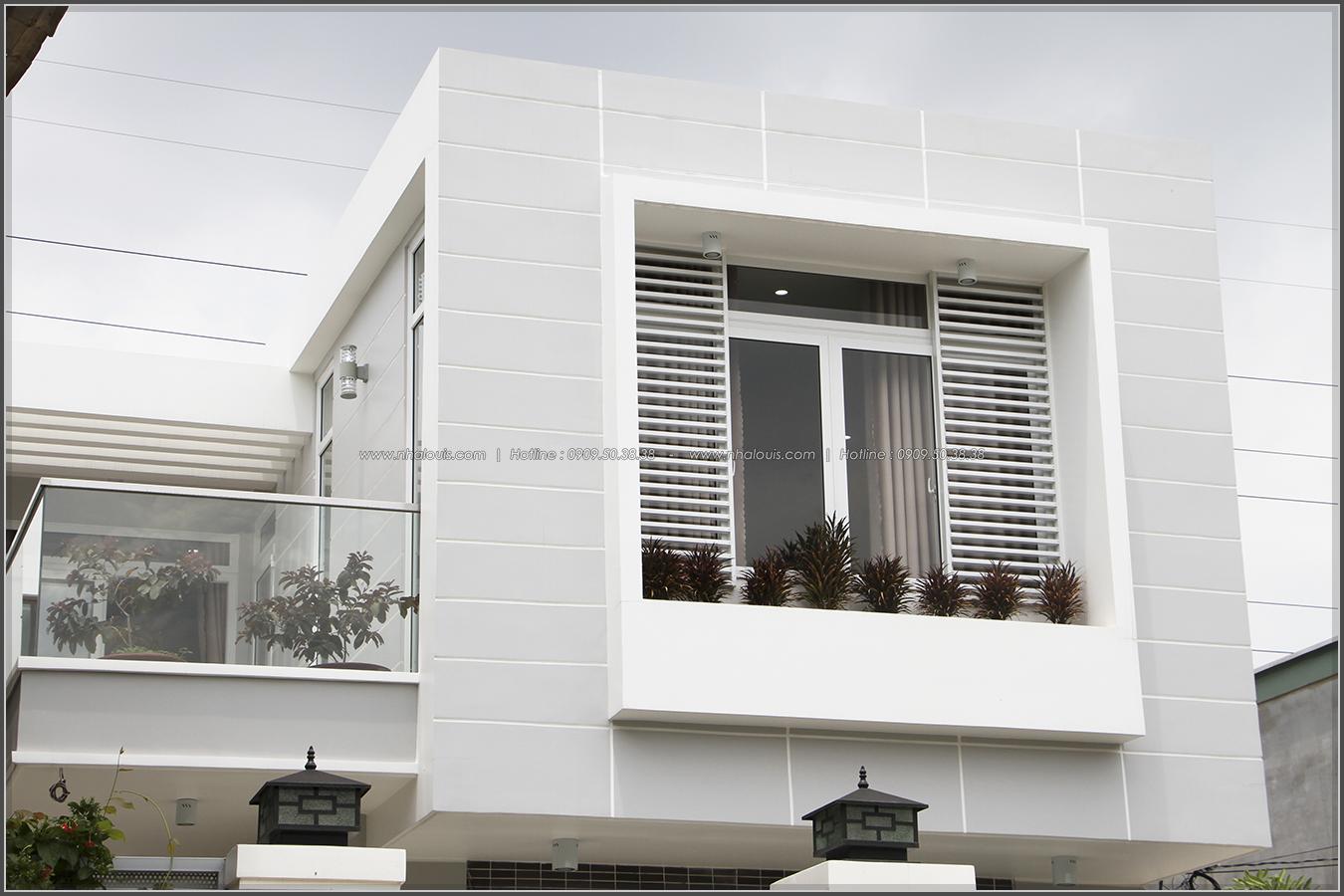 Thi công xây dựng nhà phố 1 trệt 1 lầu quận Bình Tân - 06
