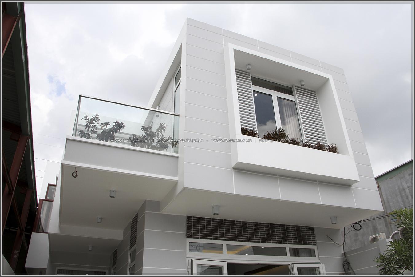 Thi công xây dựng nhà phố 1 trệt 1 lầu quận Bình Tân - 07