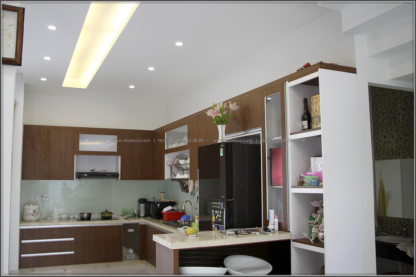 Thi công xây dựng nhà phố 1 trệt 1 lầu quận Bình Tân - 09