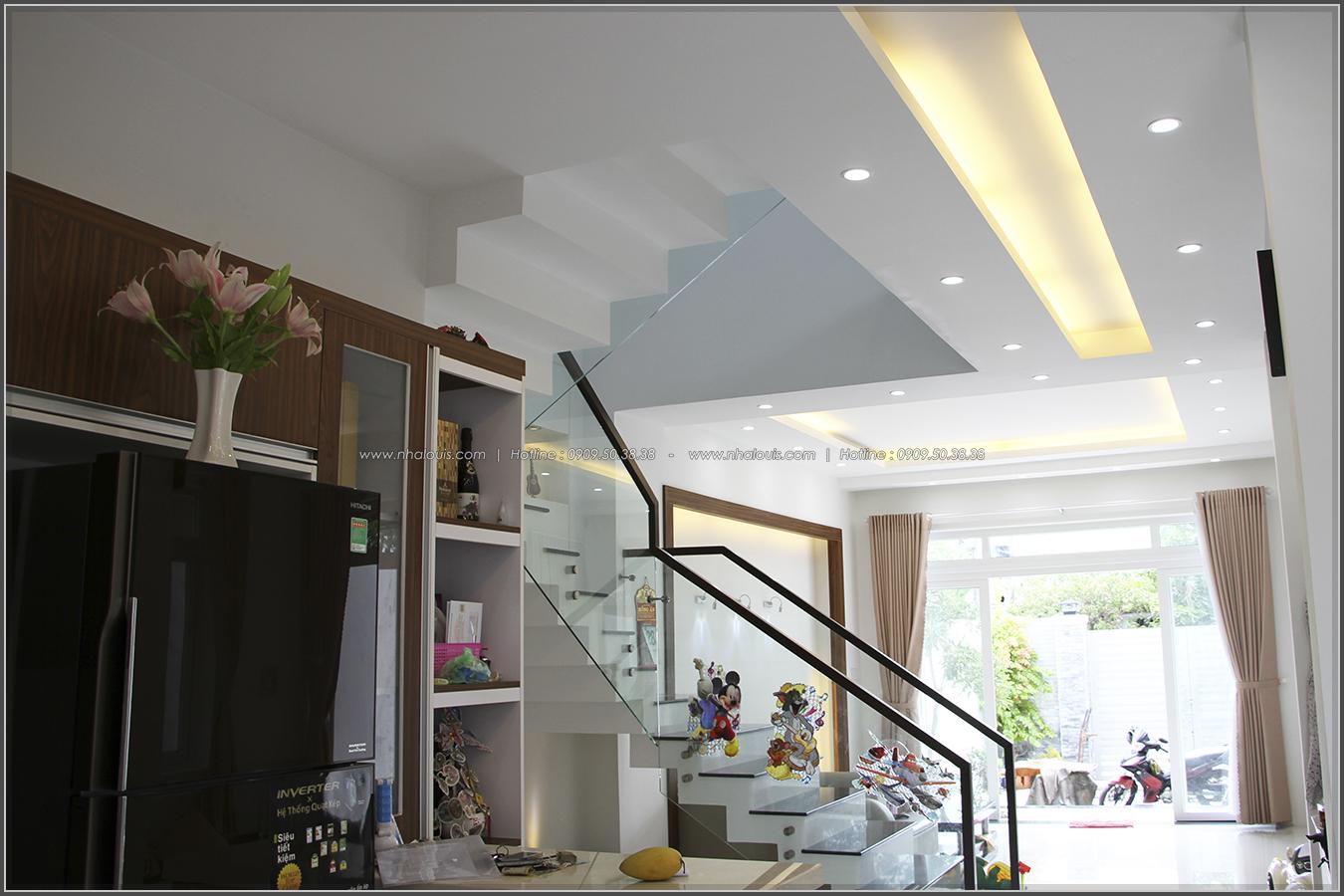 Thi công xây dựng nhà phố 1 trệt 1 lầu quận Bình Tân - 11