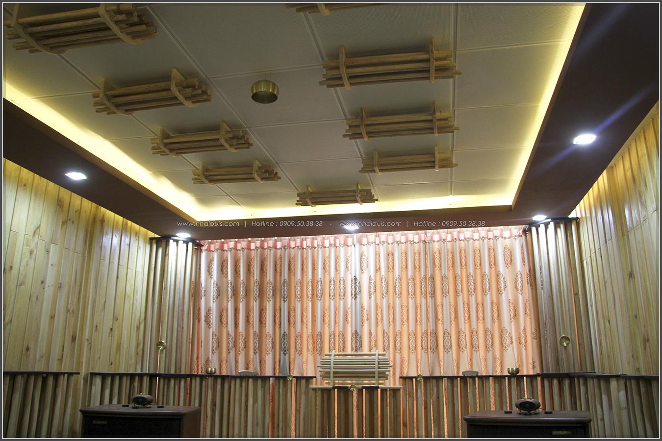 Thi công xây dựng nhà phố 1 trệt 2 lầu phong cách hiện đại ở Tân Phú - 29