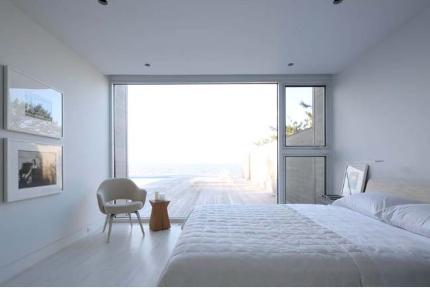 Thiết kế nội thất trắng xóa đẹp tinh khôi cho nhà phố 2 tầng - 06