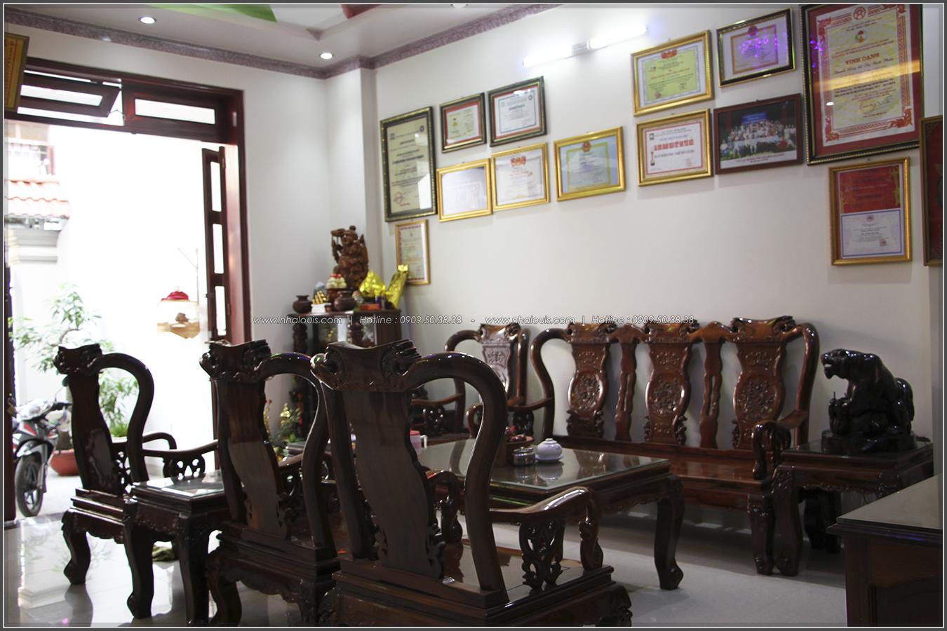 Thi công xây dựng nhà phố 3 tầng hiện đại cực chất tại quận Tân Bình - 05