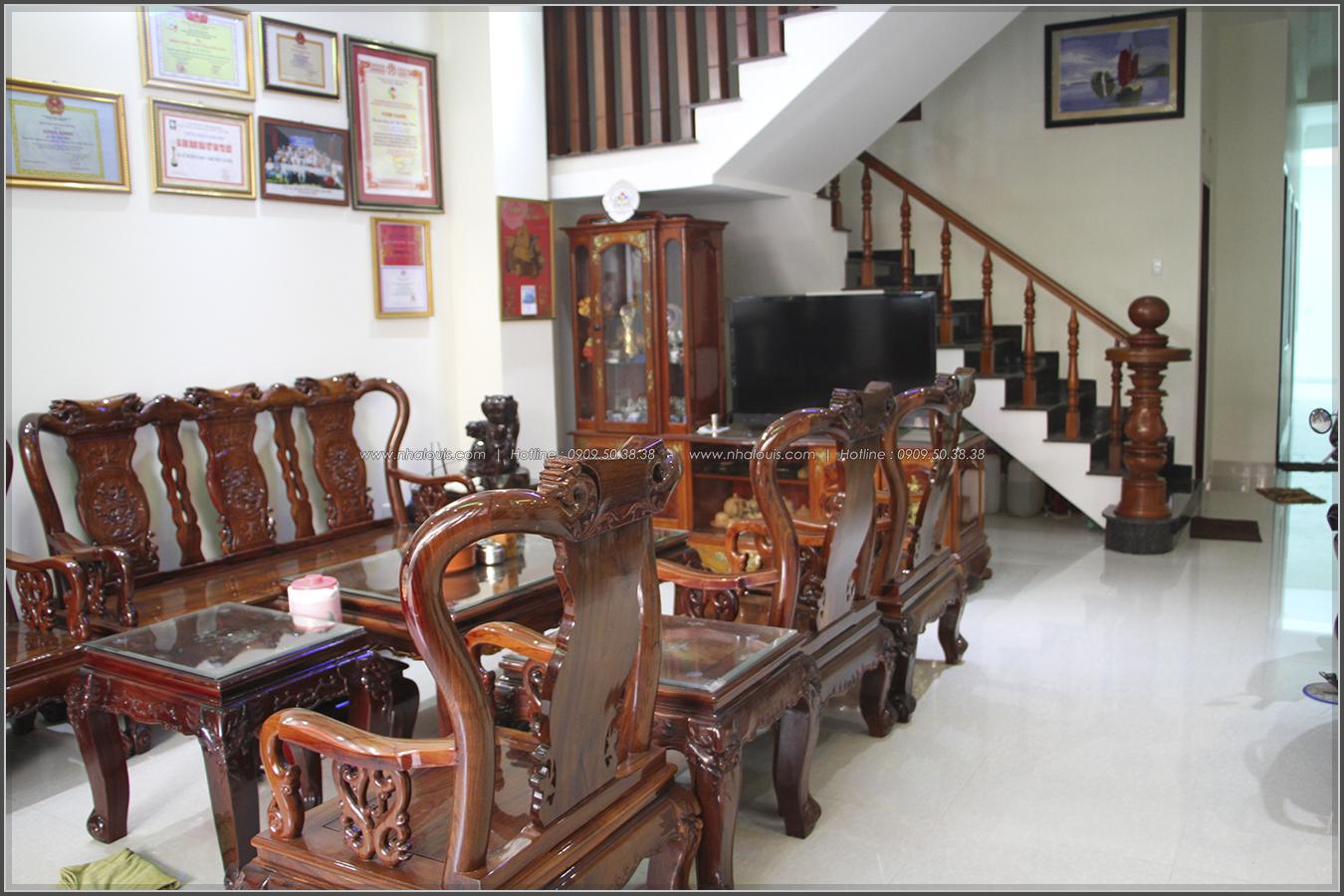 Thi công xây dựng nhà phố 3 tầng hiện đại cực chất tại quận Tân Bình - 06