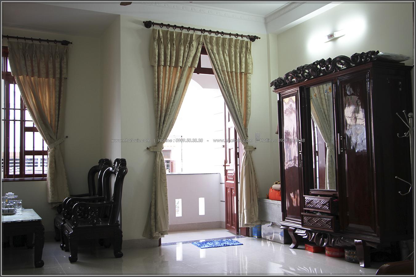 Thi công xây dựng nhà phố 3 tầng hiện đại cực chất tại quận Tân Bình - 09
