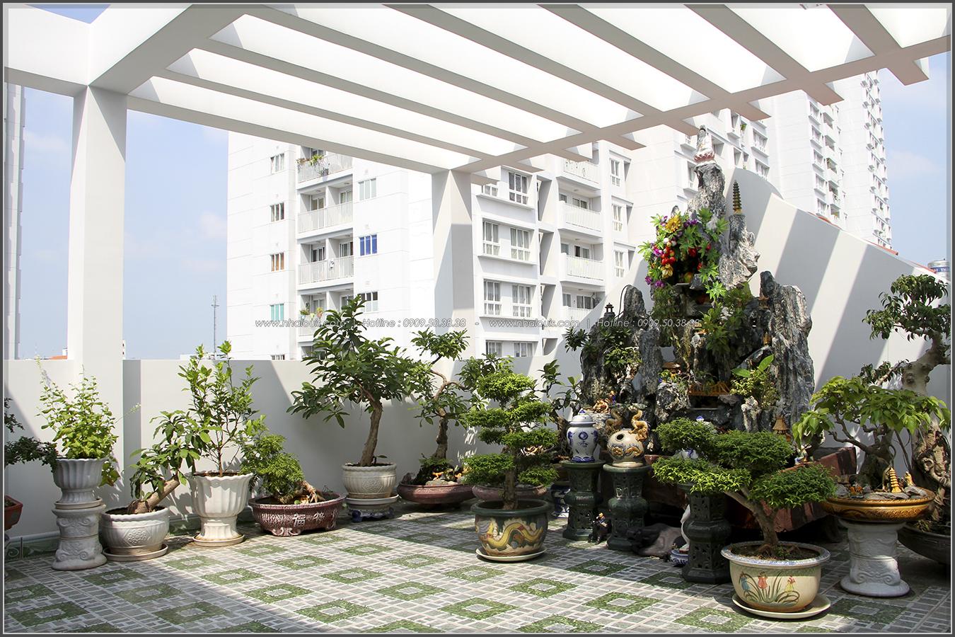 Thi công xây dựng nhà phố 3 tầng hiện đại cực chất tại quận Tân Bình - 22