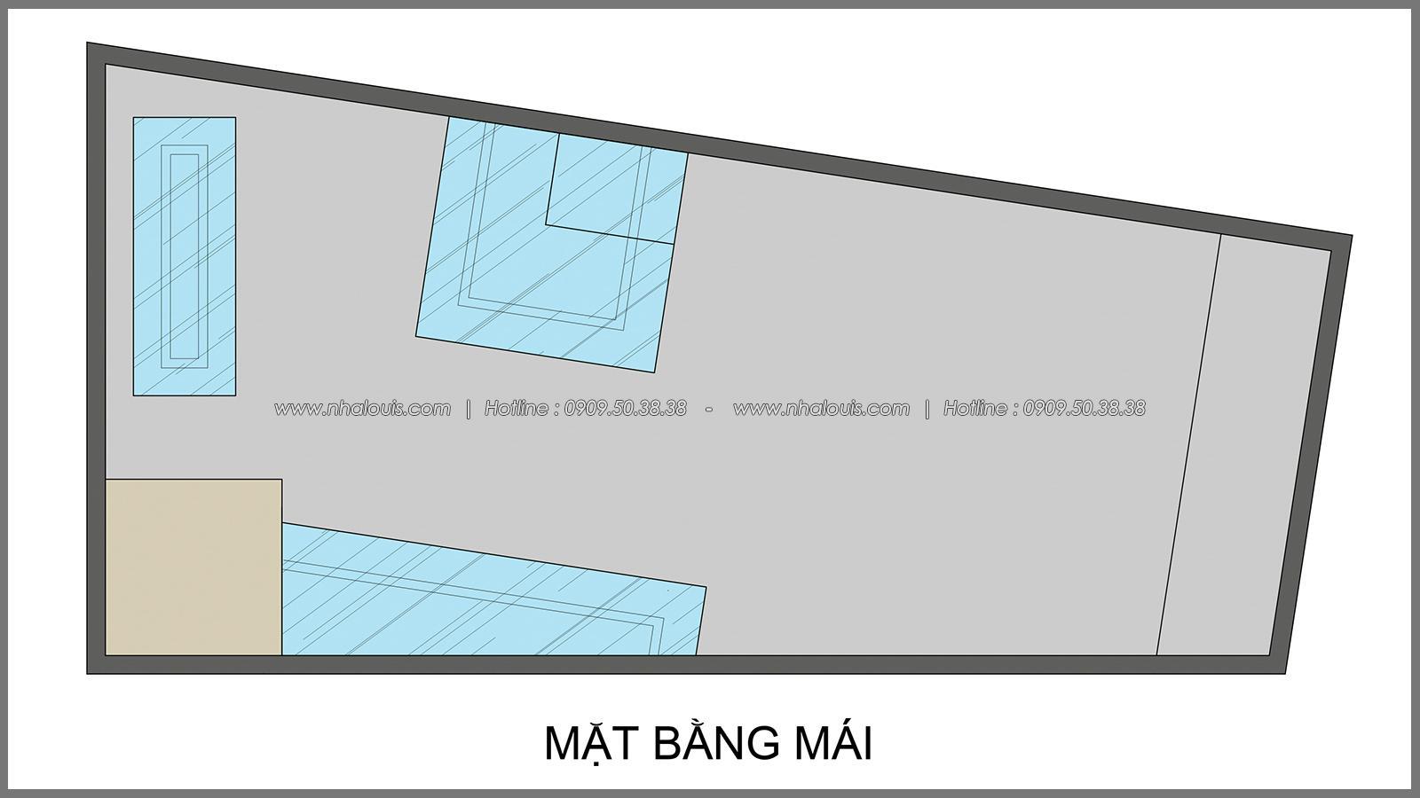 Thi công xây dựng nhà phố 5 tầng kết hợp văn phòng cho thuê ở Quận 1 - 08