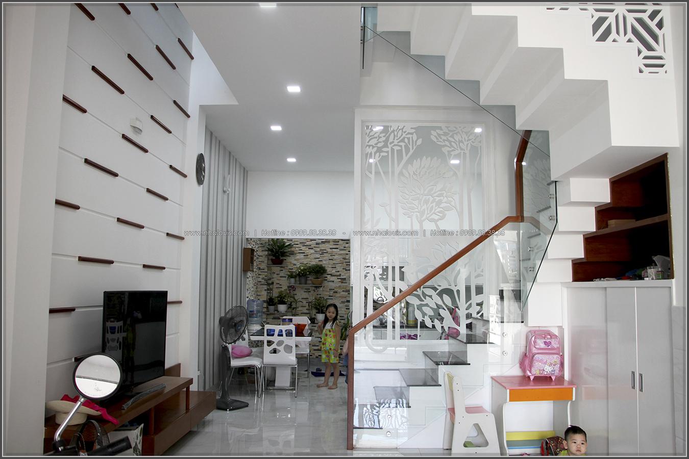 Thi công xây dựng nhà phố phong cách hiện đại cao 3 tầng tại Tân Phú - 03