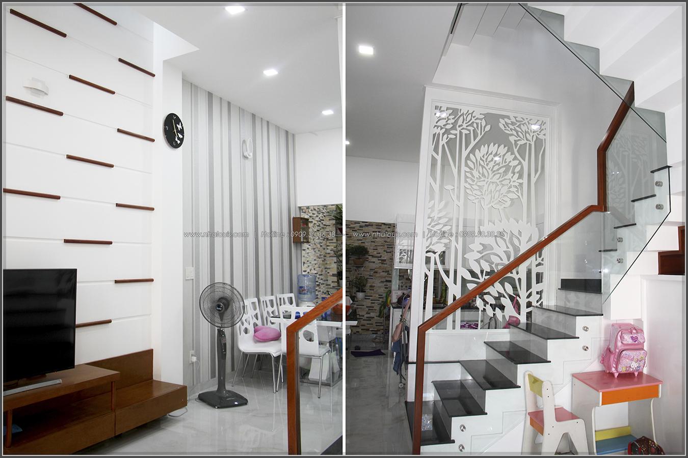 Thi công xây dựng nhà phố phong cách hiện đại cao 3 tầng tại Tân Phú - 04