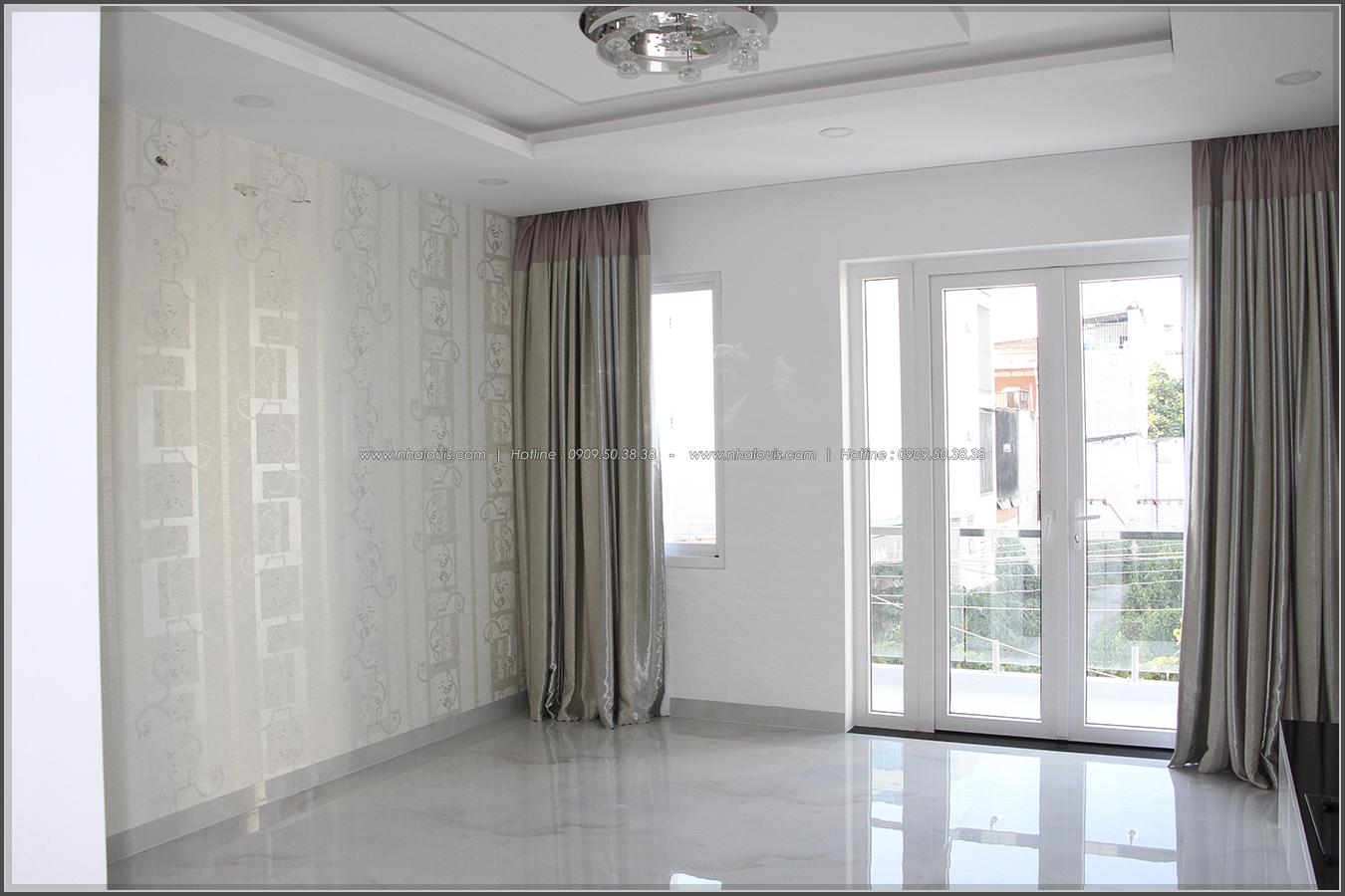 Thi công xây dựng nhà phố phong cách hiện đại cao 3 tầng tại Tân Phú - 09