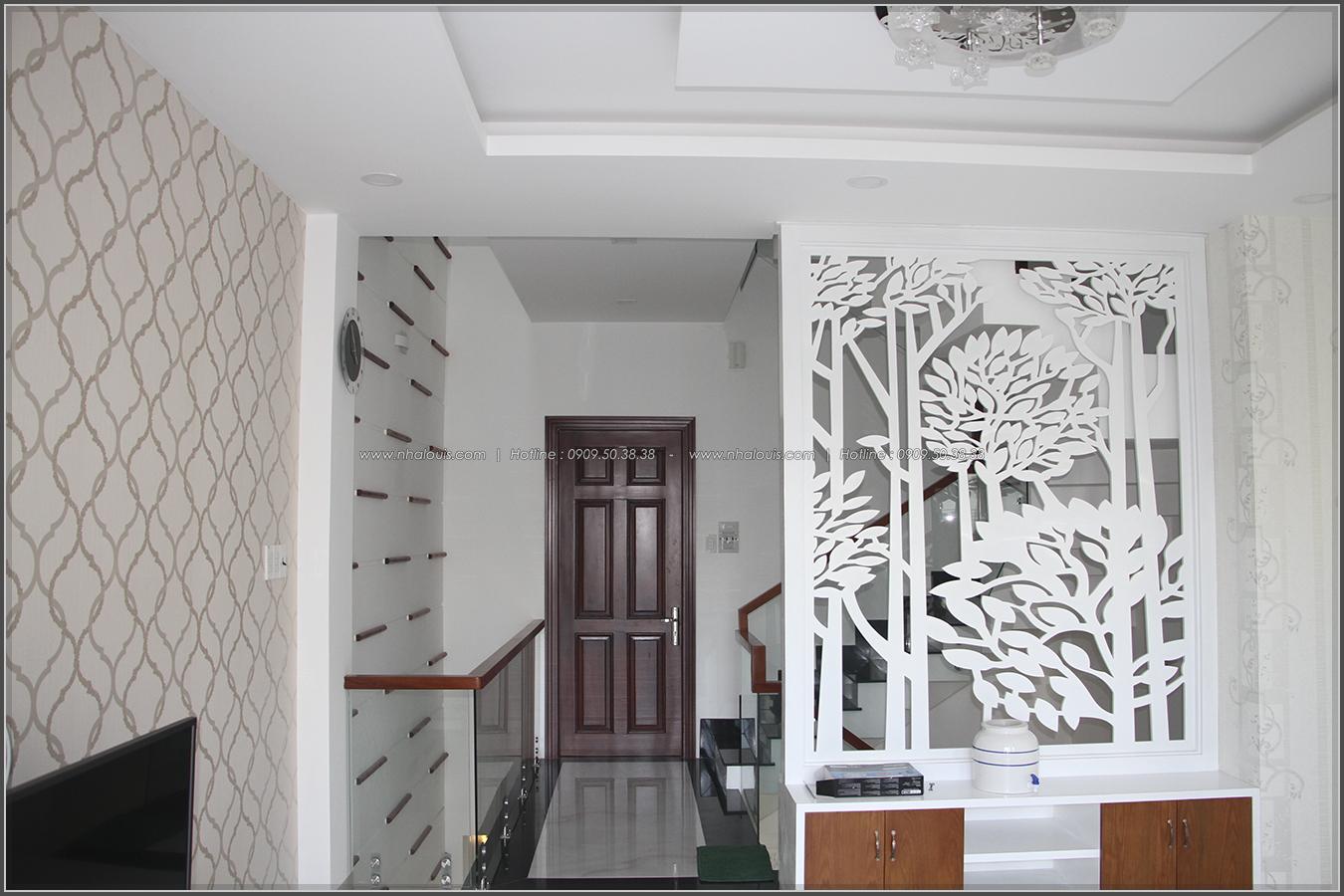 Thi công xây dựng nhà phố phong cách hiện đại cao 3 tầng tại Tân Phú - 10